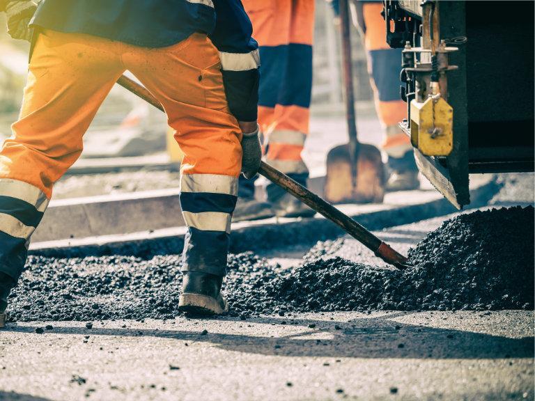 Budowa iremonty dróg